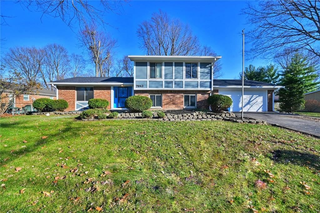 7843 Stafford Lane, Indianapolis, IN 46260 - #: 21753119