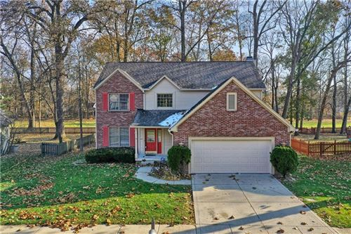 Photo of 5853 Manning Road, Indianapolis, IN 46228 (MLS # 21682120)