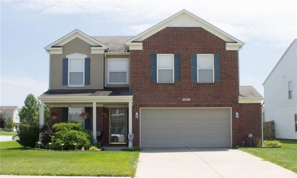 8333 BELLE UNION Drive, Camby, IN 46113 - #: 21684120