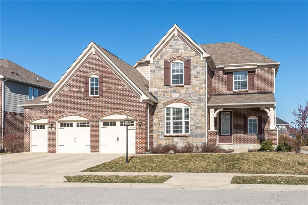 2699 East High Grove Circle, Zionsville, IN 46077 - #: 21696120