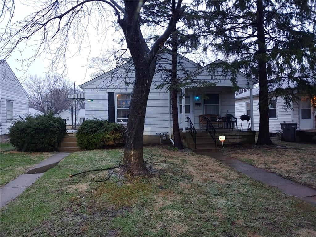 4610 East 17th Street, Indianapolis, IN 46218 - #: 21732120