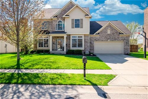 Photo of 8180 North Point Drive, Brownsburg, IN 46112 (MLS # 21778121)