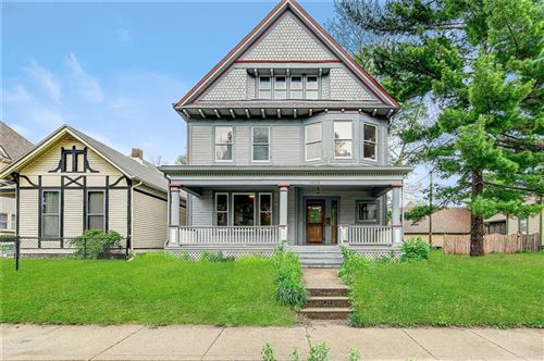 Photo of 1808 North Delaware Street, Indianapolis, IN 46202 (MLS # 21783121)