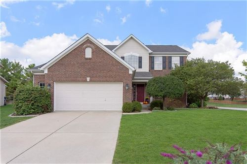 Photo of 11698 Tylers Close, Fishers, IN 46037 (MLS # 21813121)
