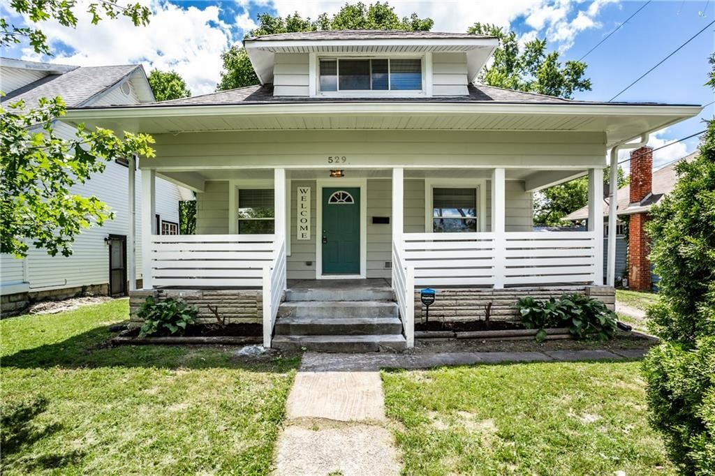 529 West 42nd Street, Indianapolis, IN 46208 - #: 21724121
