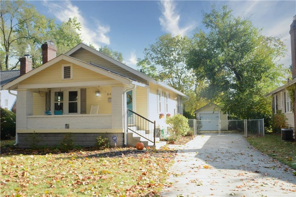 6447 North BROADWAY Street, Indianapolis, IN 46220 - #: 21747122
