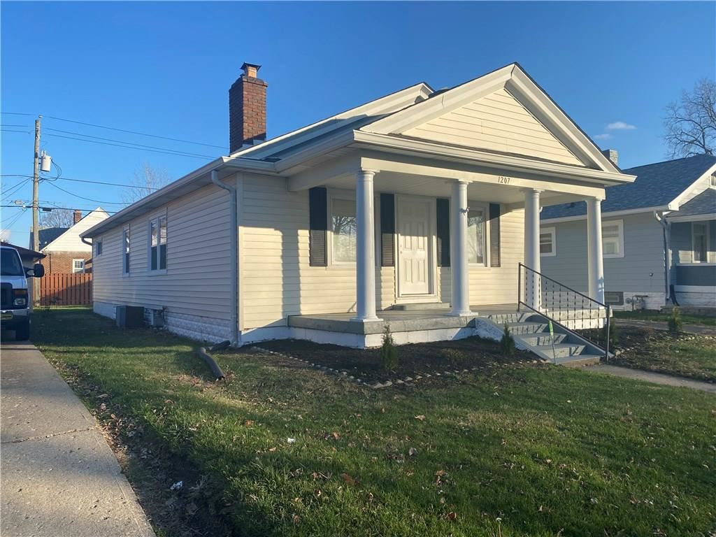 1207 North Euclid Avenue, Indianapolis, IN 46201 - #: 21756122