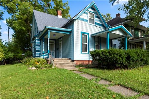 Photo of 107 S Ritter Avenue, Indianapolis, IN 46219 (MLS # 21814123)