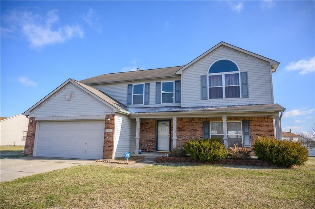 2411 Valley Creek west Lane, Indianapolis, IN 46229 - #: 21690123