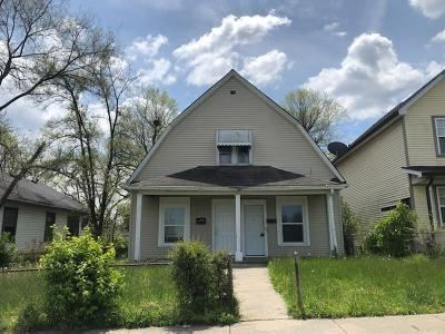 753 West Roache Street, Indianapolis, IN 46208 - #: 21766123