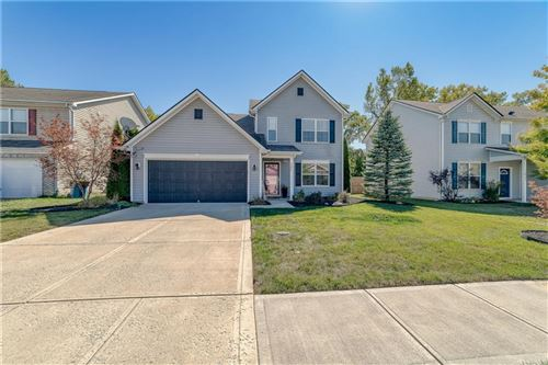 Photo of 11511 High Grass Drive, Indianapolis, IN 46235 (MLS # 21740125)