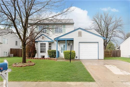Photo of 7714 Woods Crossing Avenue, Indianapolis, IN 46239 (MLS # 21776125)