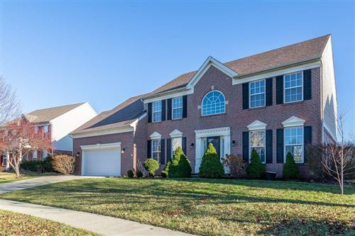 Photo of 10172 Parkshore Drive, Fishers, IN 46038 (MLS # 21685126)
