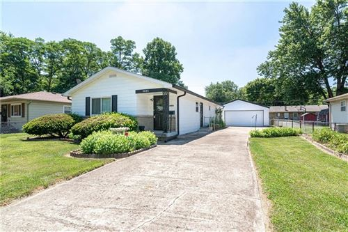 Photo of 3023 Roberta Drive, Indianapolis, IN 46222 (MLS # 21724126)
