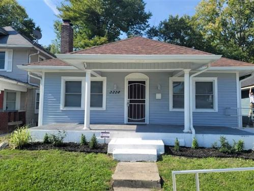 Photo of 3228 Guilford Avenue, Indianapolis, IN 46205 (MLS # 21814126)