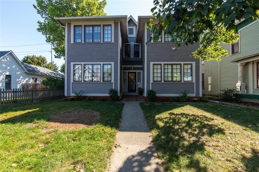 1455 North New Jersey Street #2, Indianapolis, IN 46202 - #: 21697126