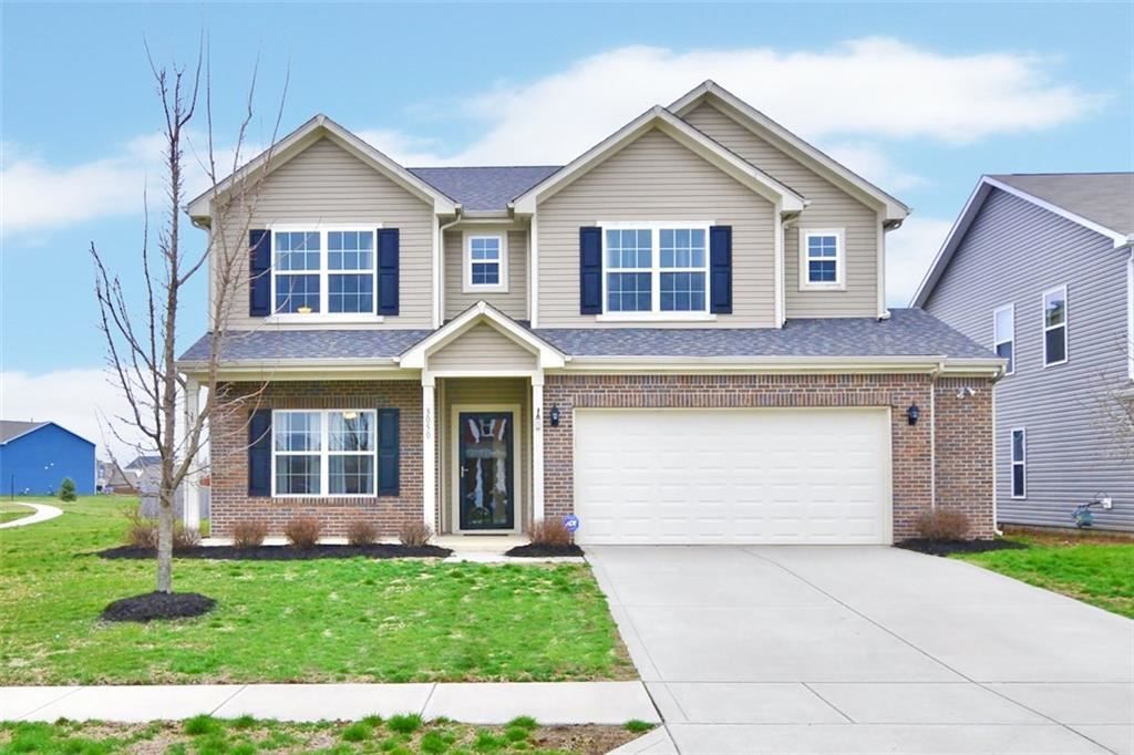 3050 AMANDALYN Drive, Indianapolis, IN 46217 - #: 21700126