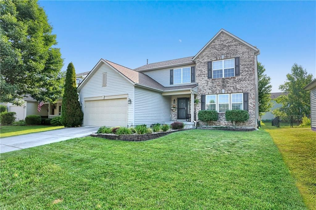 8537 ENNIS Drive, Indianapolis, IN 46237 - #: 21722126