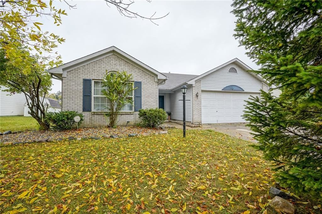 7645 BLUE WILLOW Drive, Indianapolis, IN 46239 - #: 21746126
