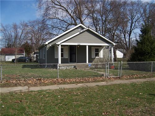 Photo of 3133 Mars Hill Street, Indianapolis, IN 46221 (MLS # 21701127)