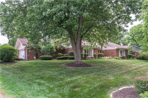 Photo of 5301 Greenwillow Road #143, Indianapolis, IN 46226 (MLS # 21717127)