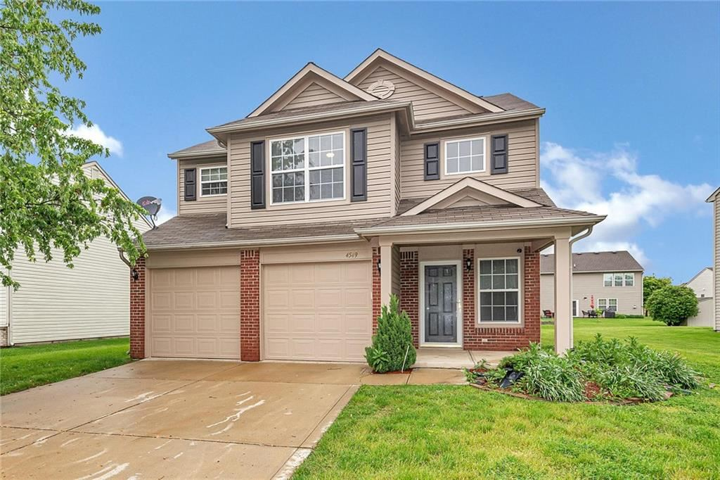 4549 Copper Grove Drive, Indianapolis, IN 46237 - #: 21710127