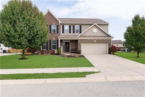 Photo of 1432 Hession Drive, Brownsburg, IN 46112 (MLS # 21747129)