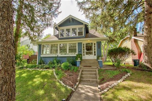 Photo of 6654 N College Avenue, Indianapolis, IN 46220 (MLS # 21813129)