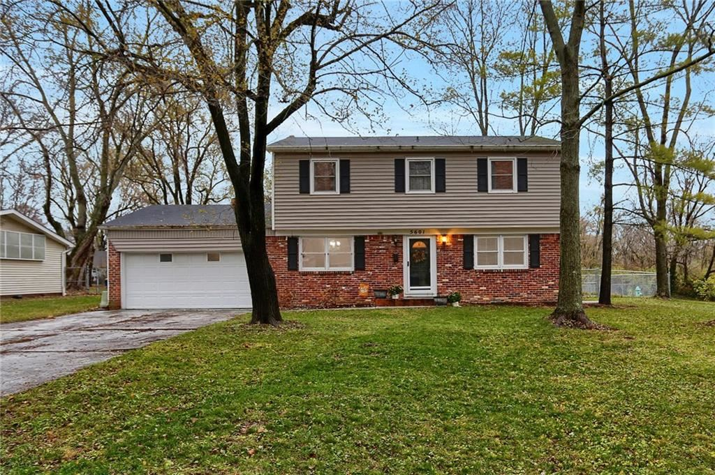 5601 Kingsley Drive, Indianapolis, IN 46220 - #: 21755129