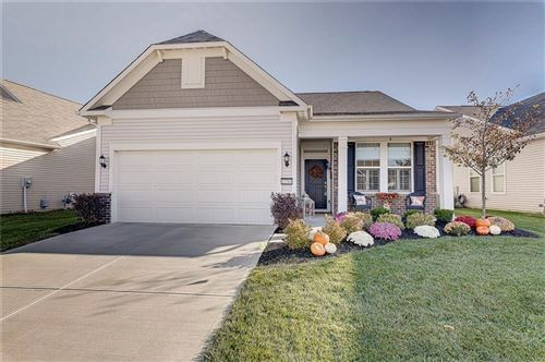 Photo of 12765 Arista Lane, Fishers, IN 46037 (MLS # 21746130)