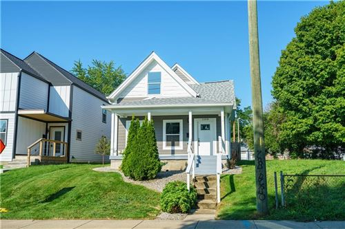 Photo of 1148 S State Avenue, Indianapolis, IN 46203 (MLS # 21814130)