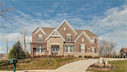 Photo of 11579 Townsend Court, Fishers, IN 46037 (MLS # 21768131)