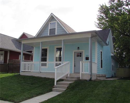 Photo of 223 N Summit Street, Indianapolis, IN 46201 (MLS # 21794131)