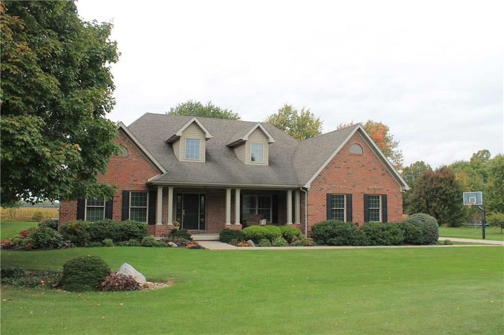 605 South St. Louis Drive, Crawfordsville, IN 47933 - #: 21675131