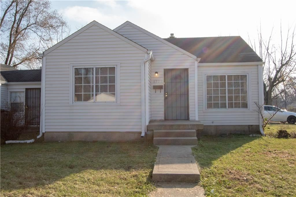 4721 East 36TH Street, Indianapolis, IN 46218 - #: 21758131