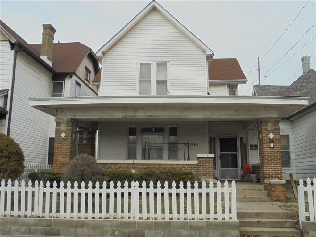 1326 East Marlowe Avenue, Indianapolis, IN 46202 - #: 21626132