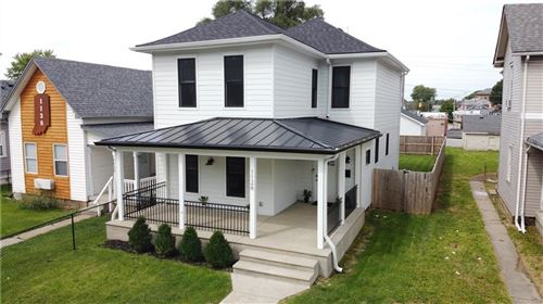 Photo of 1126 Olive Street, Indianapolis, IN 46203 (MLS # 21731133)