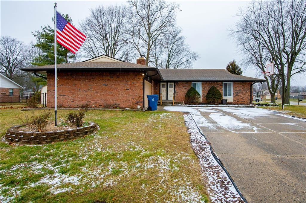 1728 Forsythia Drive, Indianapolis, IN 46219 - #: 21763133