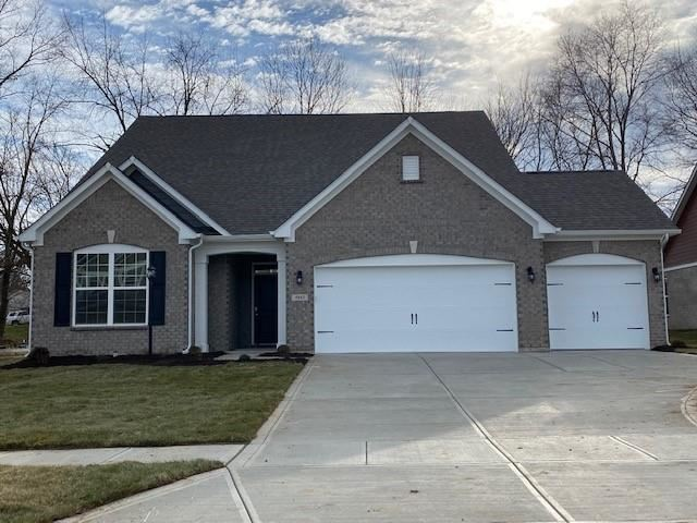 4843 Brickert Way, Greenwood, IN 46142 - #: 21734134
