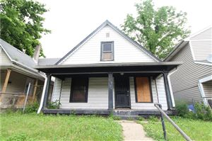 Photo of 850 West 29th, Indianapolis, IN 46208 (MLS # 21648135)