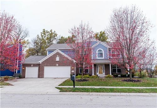 Photo of 5859 Catlin Lane, Noblesville, IN 46062 (MLS # 21749135)