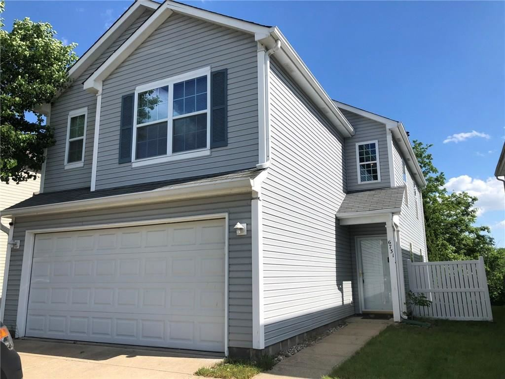 6731 OSSINGTON Drive, Indianapolis, IN 46254 - #: 21712135