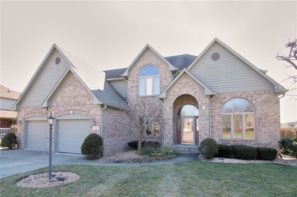 7801 Ashtree Drive, Indianapolis, IN 46259 - #: 21768135
