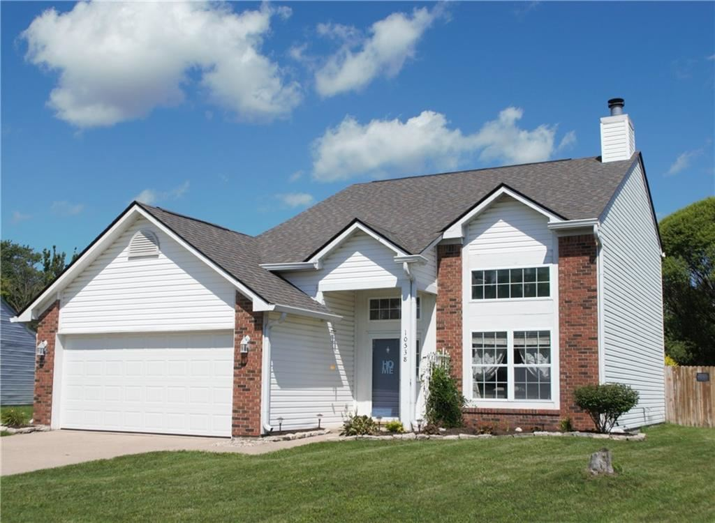 10538 Sedgegrass Drive, Indianapolis, IN 46235 - #: 21730136