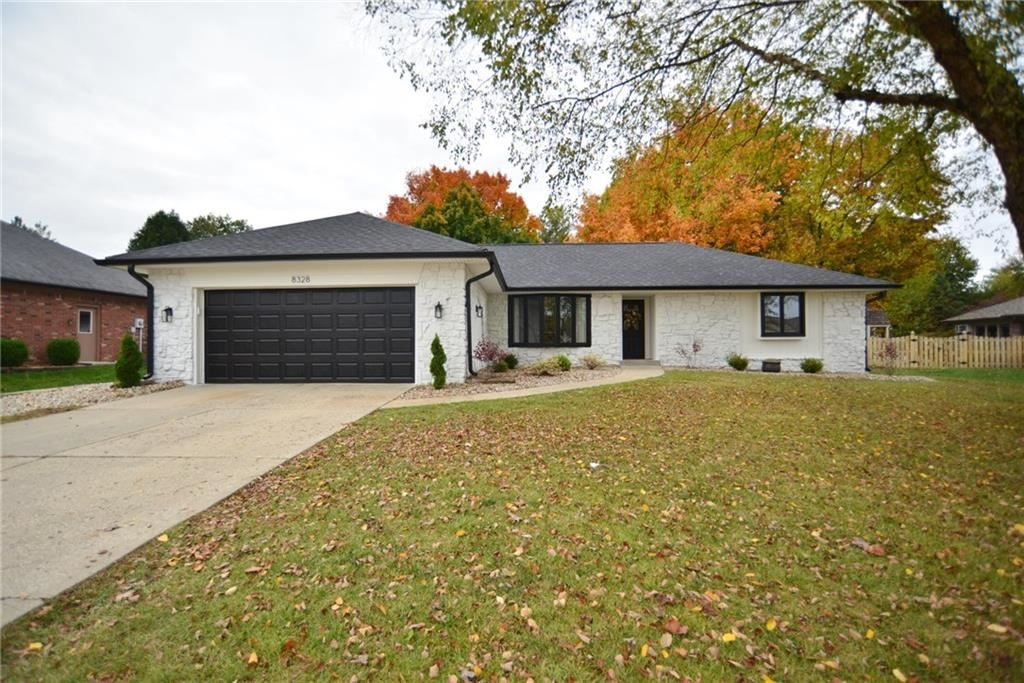 8328 Hill Gail Drive, Indianapolis, IN 46217 - #: 21747136