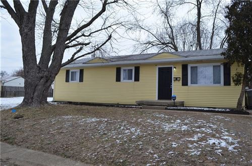 Photo of 2815 Dietz Street, Indianapolis, IN 46203 (MLS # 21695137)
