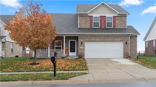 Photo of 5523 West Stoneview, McCordsville, IN 46055 (MLS # 21682138)