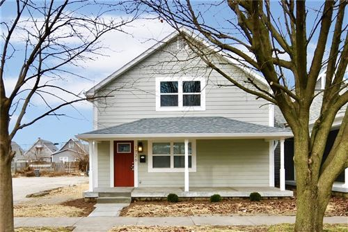 Photo of 1726 Hoyt Avenue, Indianapolis, IN 46203 (MLS # 21685138)