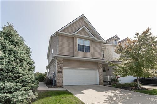 Photo of 11455 Clay Hill Lane #105, Fishers, IN 46037 (MLS # 21740138)