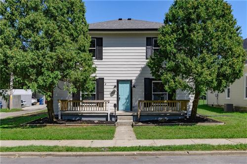 Photo of 127 North Spring Street, Greenfield, IN 46140 (MLS # 21754138)